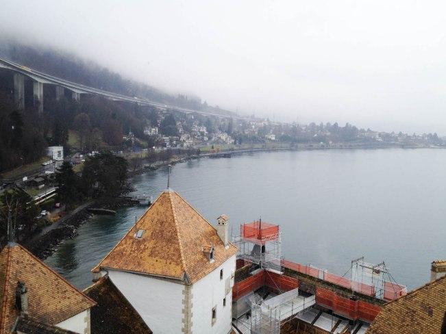 Chateau de Chillon, Suiza | Descubriendo el mundo con Anna4