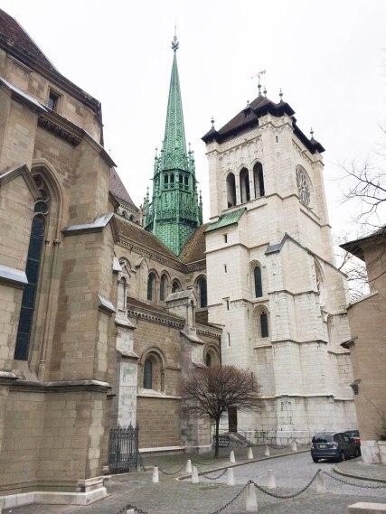 Ginebra, Suiza | Descubriendo el mundo con Anna20