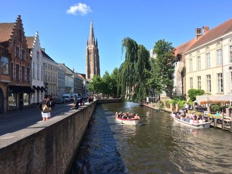 Brujas, Bélgica | Descubriendo el mundo con Anna19