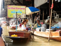 Damnoen Saduak, Tailandia | Descubriendo el mundo con Anna13