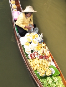 Damnoen Saduak, Tailandia | Descubriendo el mundo con Anna16