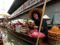 Damnoen Saduak, Tailandia | Descubriendo el mundo con Anna8