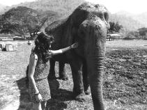 Elephant Nature Park, Tailandia | Descubriendo el mundo con Anna24