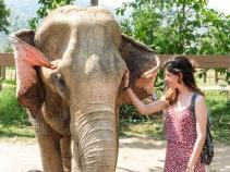 Elephant Nature Park, Tailandia | Descubriendo el mundo con Anna9