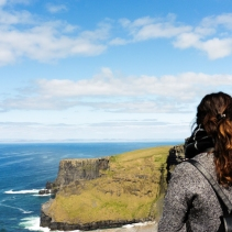 Acantilados de Moher, Irlanda   Descubriendo el mundo con Anna20