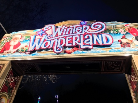 Winter Wonderland, Londres | Descubriendo el mundo con Anna2