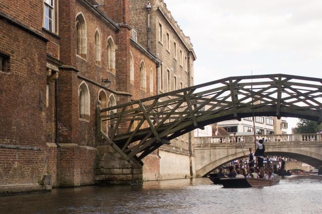 Cambridge, UK | Descubriendo el mundo con Anna19
