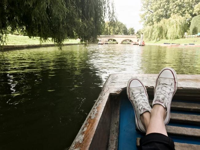 Cambridge, UK | Descubriendo el mundo con Anna7