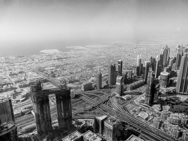 Burj Khalifa, Dubai | Descubriendo el mundo con Anna5