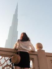 Burj Khalifa, Dubai   Descubriendo el mundo con Anna9