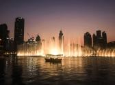 Dubai Fountains, Dubai   Descubriendo el mundo con Anna