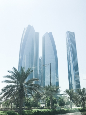 Abu Dhabi, UAE | Descubriendo el mundo con Anna2