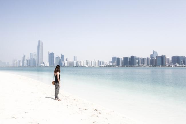 Abu Dhabi, UAE   Descubriendo el mundo con Anna20