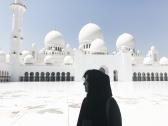 Abu Dhabi, UAE   Descubriendo el mundo con Anna22
