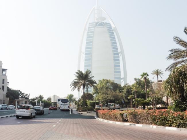 Burj Al Arab, Dubai | Descubriendo el mundo con Anna