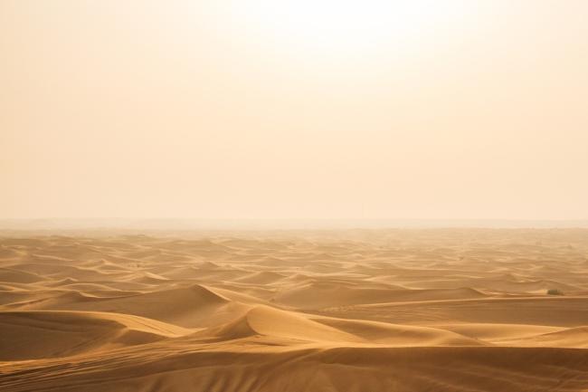 Desert Al Ain, Dubai | Descubriendo el mundo con Anna13