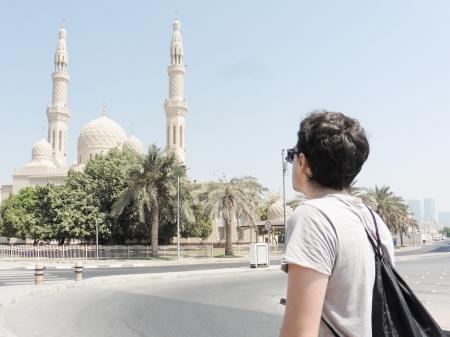 Mezquita Jumeirah, Dubai | Descubriendo el mundo con Anna2