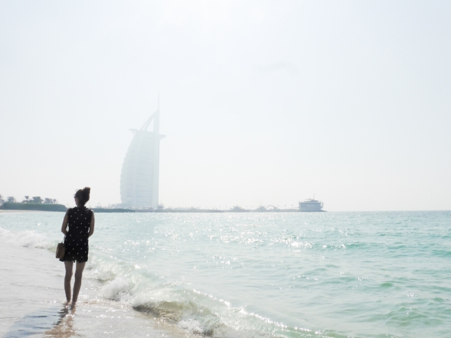 Umm Suqeimm beach, Dubai | Descubriendo el mundo con Anna2