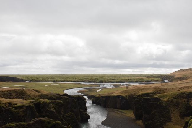 Cañon Fradrárgljúfur, Islandia | Descubriendo el mundo con Anna.jpg