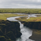 Canón Frádrargljúfur   Islandia   Descubriendo el mundo con Anna5