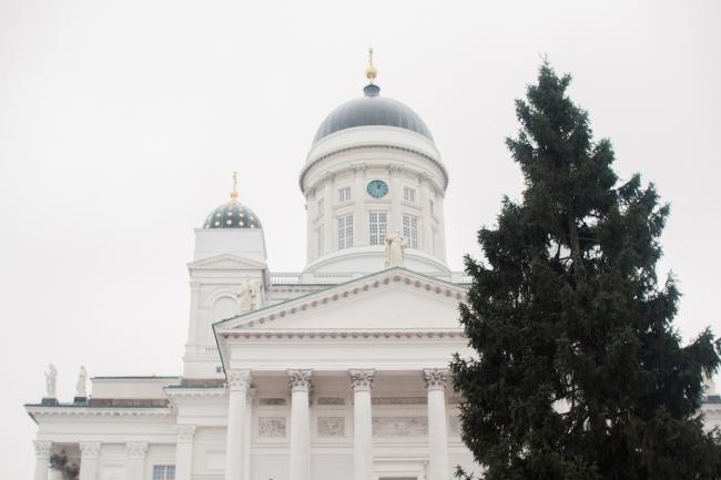 Catedral Luterana, Helsinki   Descubriendo el mundo con Anna2