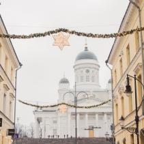 Catedral Luterana, Helsinki | Descubriendo el mundo con Anna3