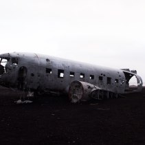 DC3 Wrecked Plane - Islandia   Descubriendo el mundo con Anna21