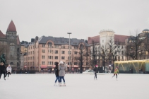 Ice Park, Helsinki | Descubriendo el mundo con Anna2