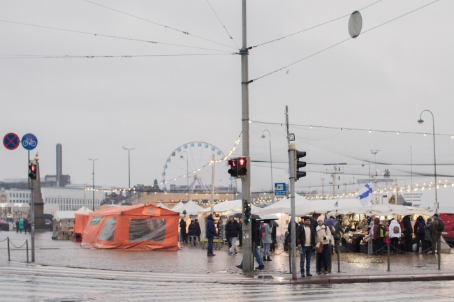 Kauppatori, Helsinki   Descubriendo el mundo con Anna1