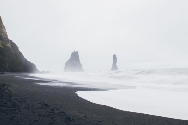Reynisfjara, Islandia   Descubriendo el mundo con Anna12