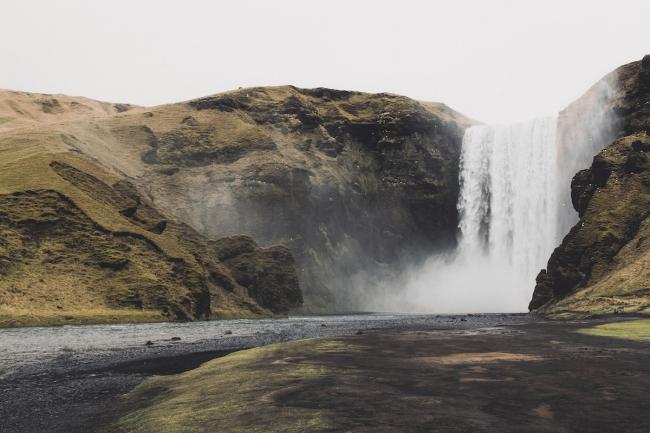 Skogafoss, Islandia   Descubriendo el mundo con Anna5