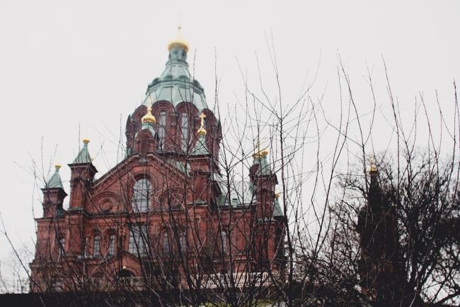 Uspenski Cathedral, Helsinki   Descubriendo el mundo con Anna4