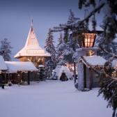 Santa Claus Village, Laponia   Descubriendo el mundo con Anna21