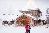 Santa Claus Village, Laponia | Descubriendo el mundo con Anna4