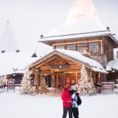 Santa Claus Village, Laponia   Descubriendo el mundo con Anna4