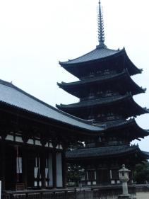 Kofuku-Ji Temple, Japón   Descubriendo el mundo con Anna4