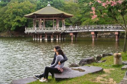 Mirador Ukimido, Japón   Descubriendo el mundo con Anna2