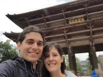 Puerta Nandai Mon, Japón   Descubriendo el mundo con Anna