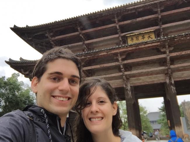 Puerta Nandai Mon, Japón | Descubriendo el mundo con Anna