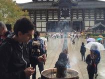 Todai-Ji Temple, Japón   Descubriendo el mundo con Anna14