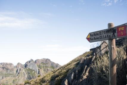 Pico Arieiro, Madeira   Descubriendo el mundo con Anna