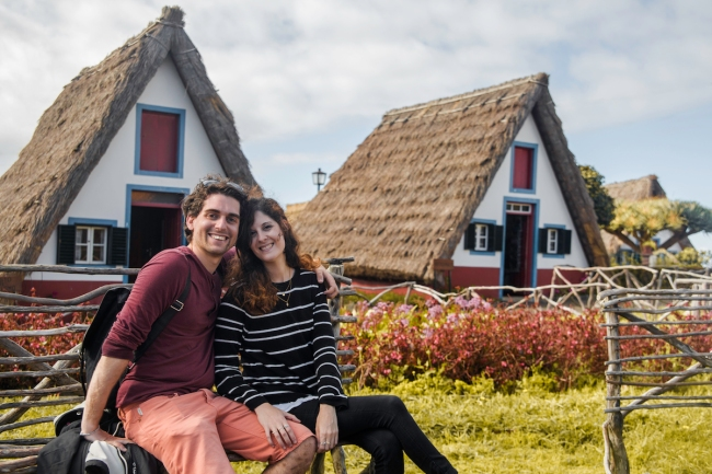 Santana, Madeira | Descubriendo el mundo con Anna