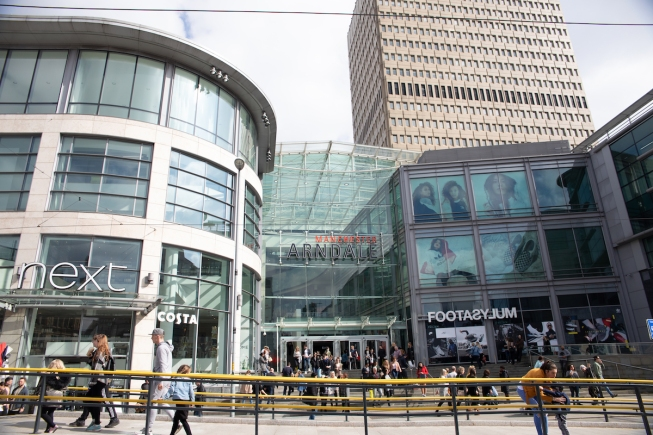Arndale Shopping Centre, Manchester   Descubriendo el mundo con Anna.jpg