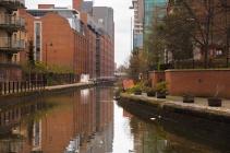 Canal side, Manchester | Descubriendo el mundo con Anna2