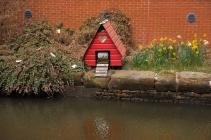 Canal side, Manchester | Descubriendo el mundo con Anna3