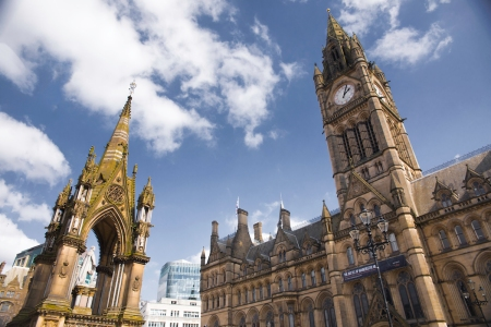 City Hall, Manchester   Descubriendo el mundo con Anna3