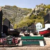 Fishing Village, Hastings | Descubriendo el mundo con Anna