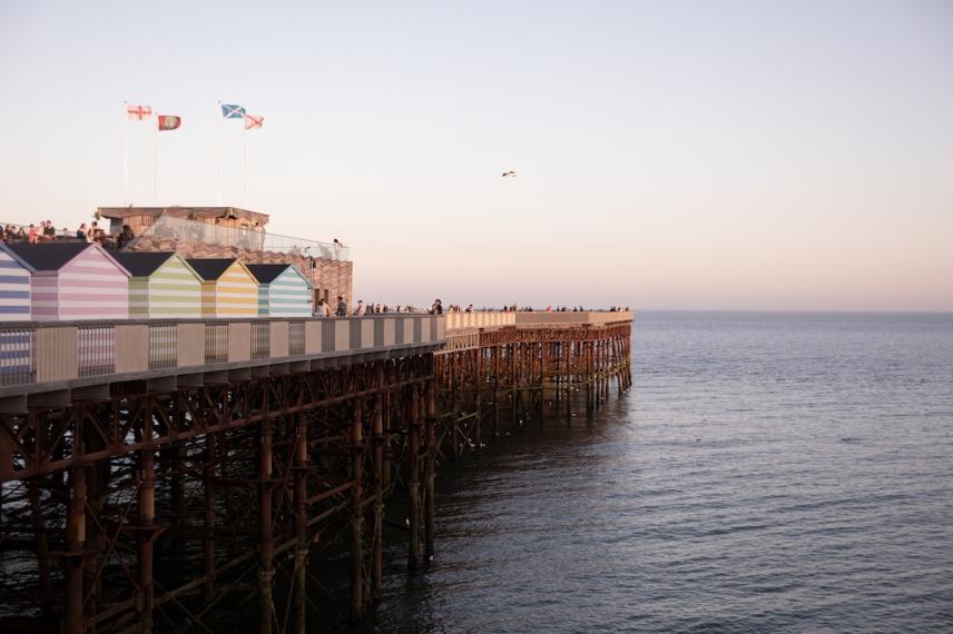Hastings Pier, Hastings | Descubriendo el mundo con Anna3