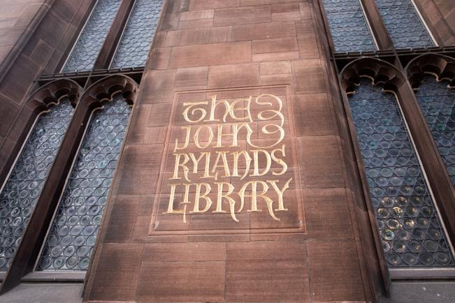 John Rylands Library, Manchester   Descubriendo el mundo con Anna1
