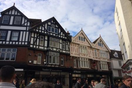 Canterbury, Inglaterra   Descubriendo el mundo con Anna